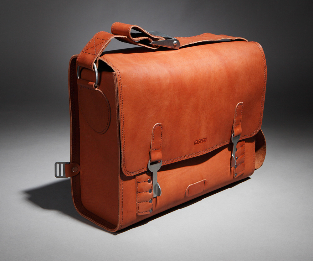 Greed: Kasperi Bags & Apparel. | Bikeminimalism.